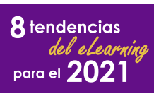 8 tendencias del eLearning en 2021