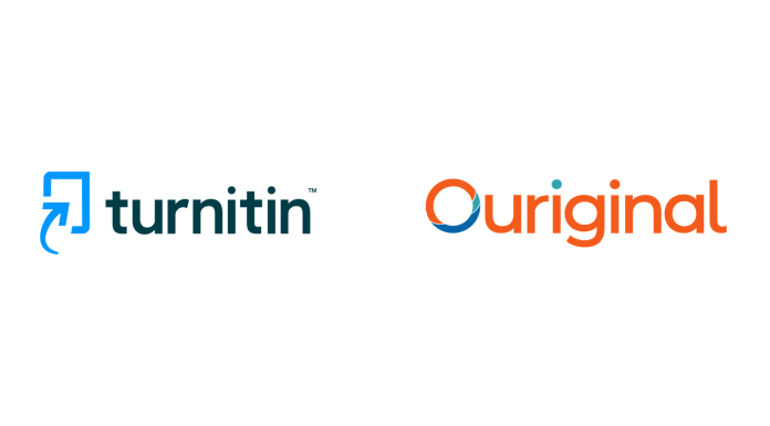 Ouriginal And Turnitin Announce Intent To Merge