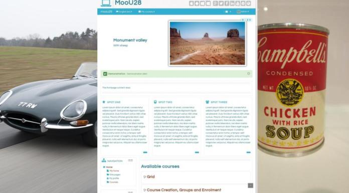 Design Prowess & Moodle Theme 'Essential' Updated