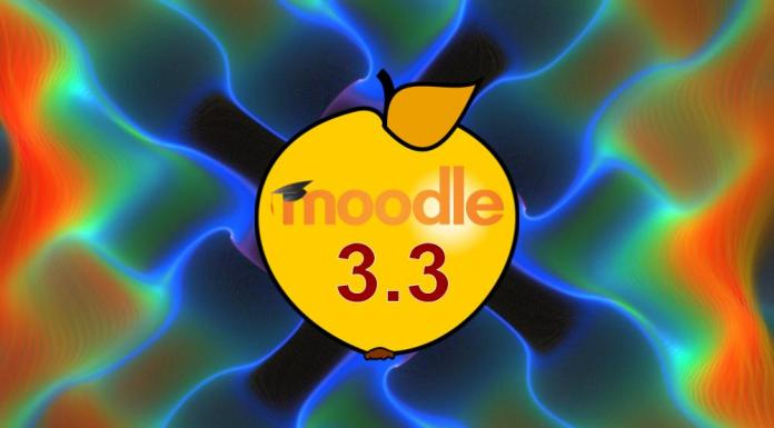 IT'S RIPENING: A Moodle 3.3 Development Update