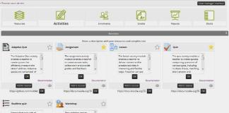 Make Your Own Moodle Homepage With Blocks Catalogue
