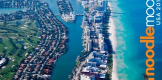 How To Make The Best Of MoodleMoot US 2017-Miami, Starting Today