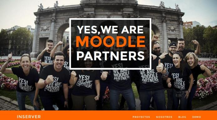 Startup Inserver Becomes Fourth Moodle Partner In Uphill Spain