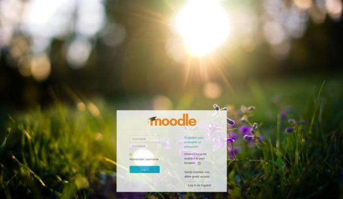 The 'Photo' Theme Is A Compelling Take On Moodle 3.2