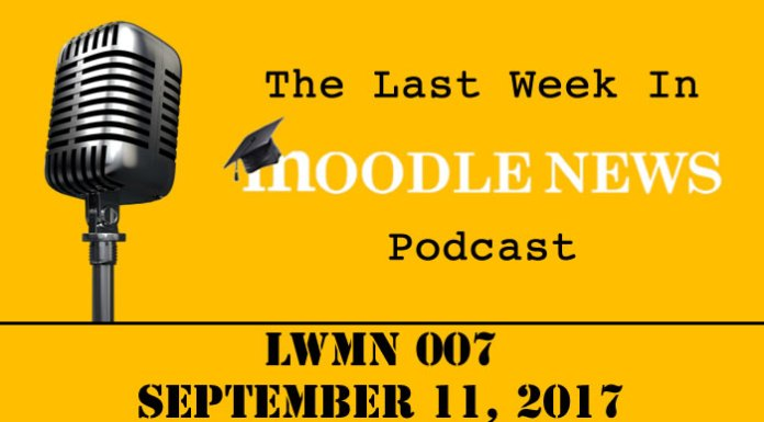 The last week in moodlenews 11 SEP 17