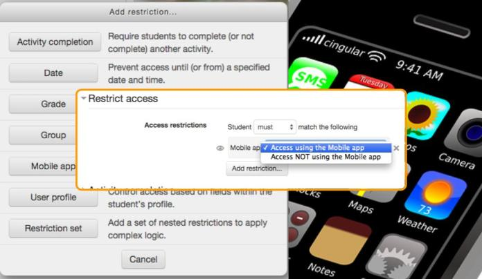 This Plugin Is A Gearbox For Your Moodle On Mobile Devices
