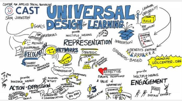 Universal Instructional Design Principles: Usability, Accessibility, Evidence In Moodle Vs MOOCs