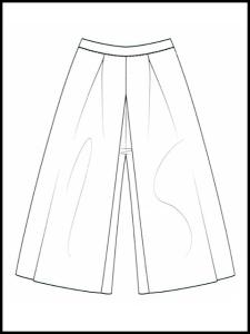 Pantalon Milly