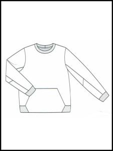 Sweat-Shirt Nand