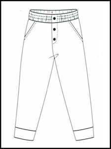 Pantalon Levin
