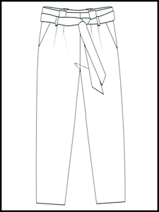 Pantalon Harper