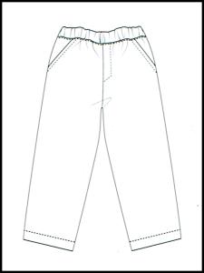 Pantalon Magnus