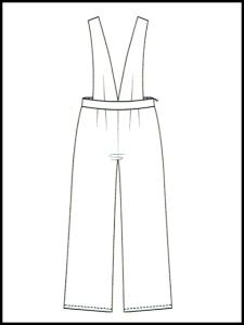 Pantalon Paris