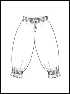 Pantalon Jamaica