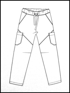 Pantalon Lars