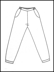 Pantalon Metta
