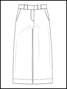 Pantalon Turi