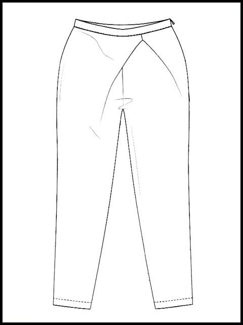 pantalon tindra