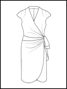 robe caroline