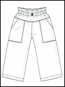 Pantalon Betsy
