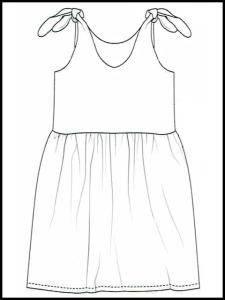 Robe Coralie