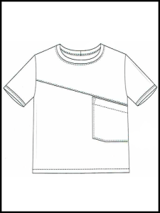 T-Shirt Andes