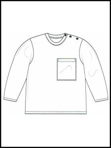 T-shirt Zeno