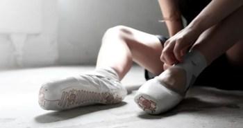 pointe shoes e-traces