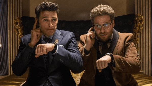 sony the interview