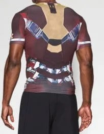Avengers 2: Age of Ultron sport shirt under armour