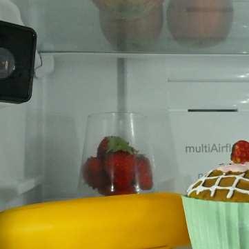 מצלמת home connect במקרר