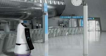רובוטים בשדה התעופה