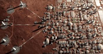 אילון מאסק מושבה על מאדים