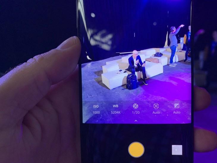 המצלמה של OnePlus 7