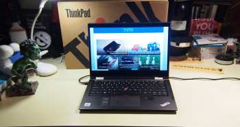 Thinkpad X13 Yoga Hands On review