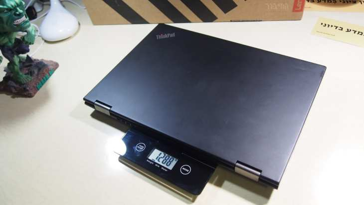ThinkPad X13 Yoga Weights 1.3 Kg