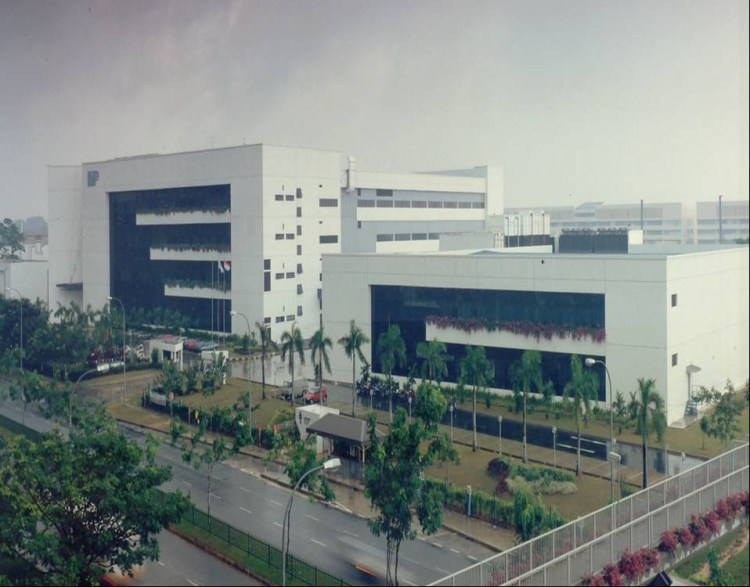 Disc Drive Manufacturing Factory, Yishun, Singapore