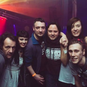 Retro Acid 2015 - Vooruit, Gent