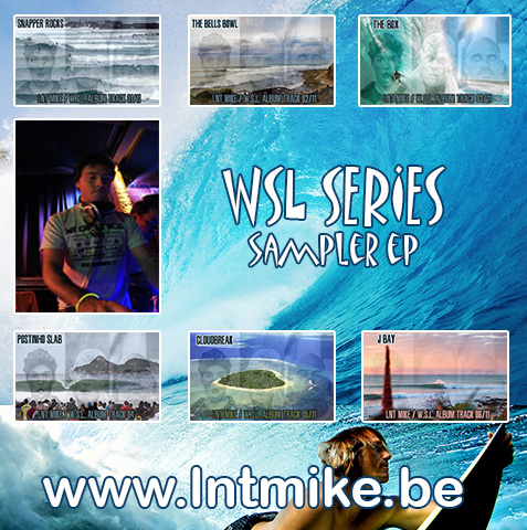 Wsl Series Sampler EP - Inner cover
