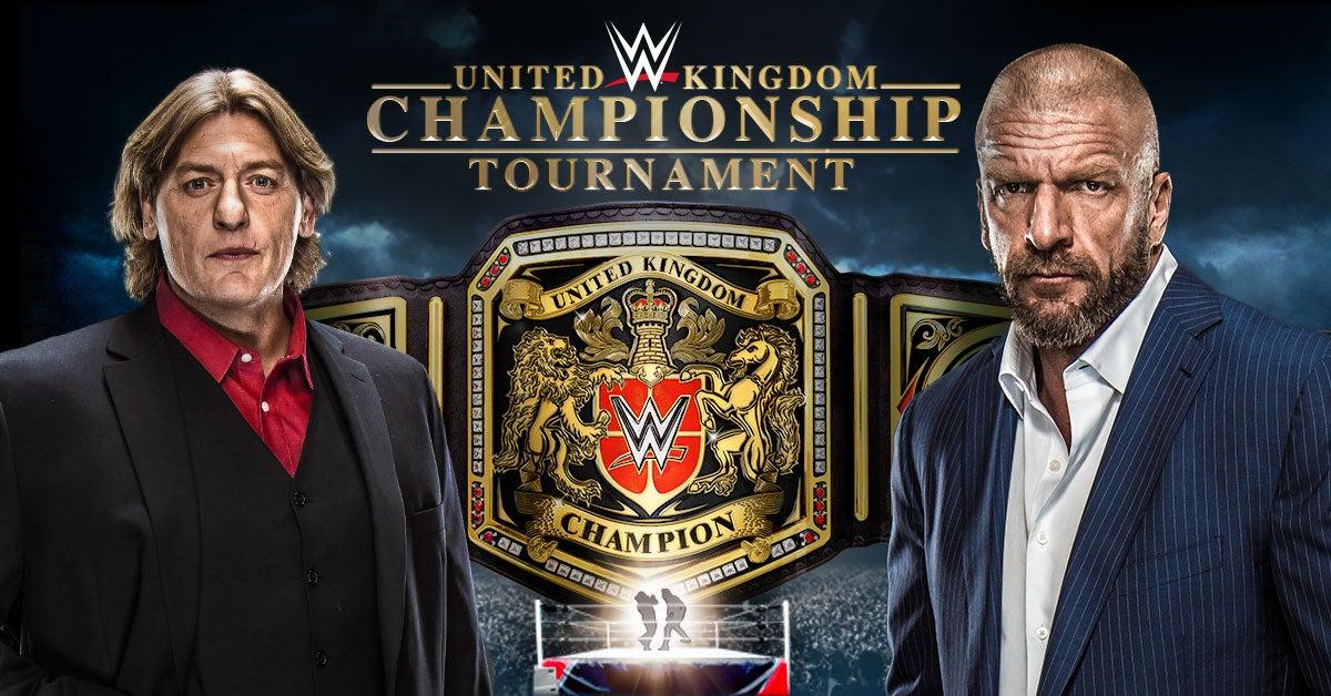 Image result for wwe uk championship tournament