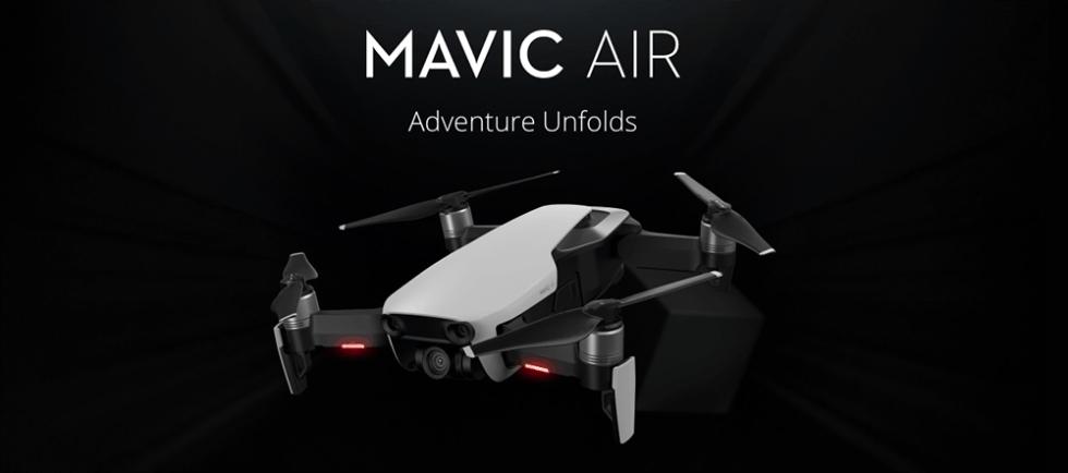 5 จุดเด่น DJI Mavic Air