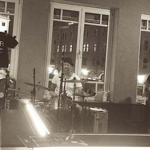 Lo-Fi Brothers beim Hony Tonk in Augsburg am 10.11.2018