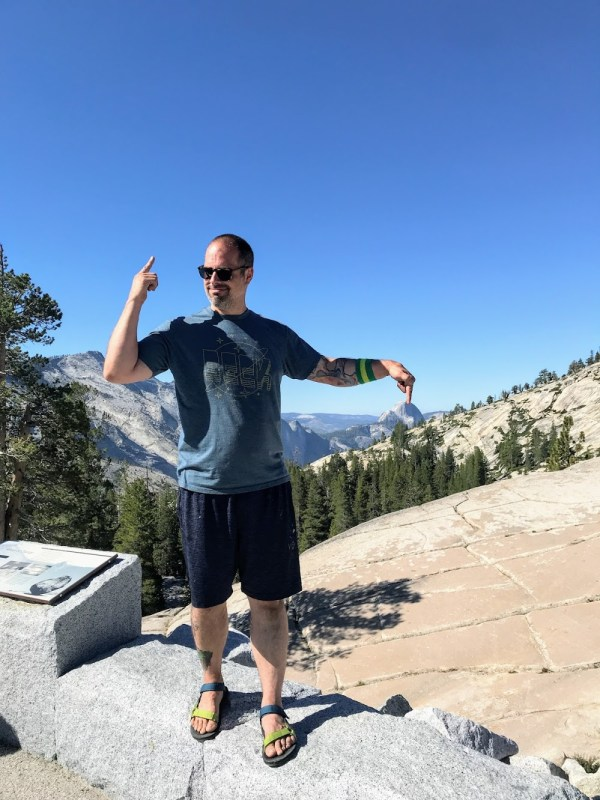 AZ in Yosemiteee