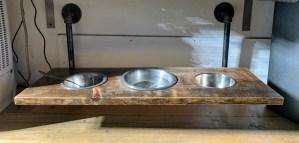 Industrial Dog Bowls