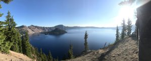 Crater Lake 0719 | The Loaded Brush Paint & Sip Classes | loadedbrushpdx.com
