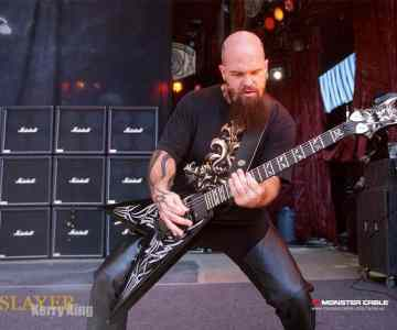 Kerry King and Jagermeister Commercial