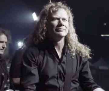 """Megadeth premiere the official video for """"Conquer Or Die""""…"""
