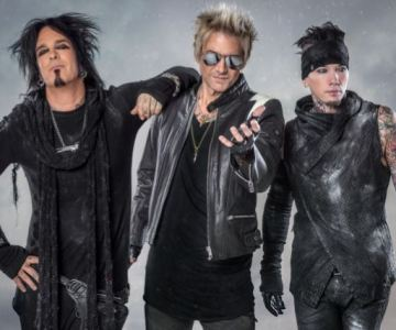 SIXX: A.M. premiere the official video for the song 'Without You'