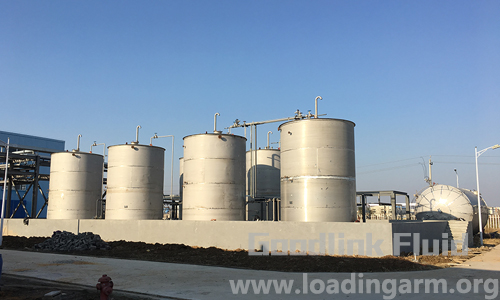 aluminum internal floating roof 001