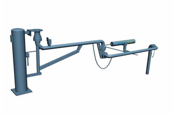 AL1401 top loading arm 1